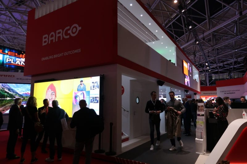 Barco ISE 2020