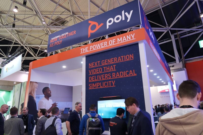 Poly ISE 2020