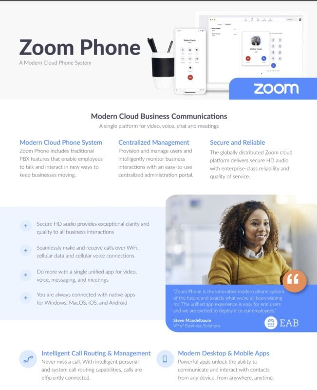 Zoom Phone preview download
